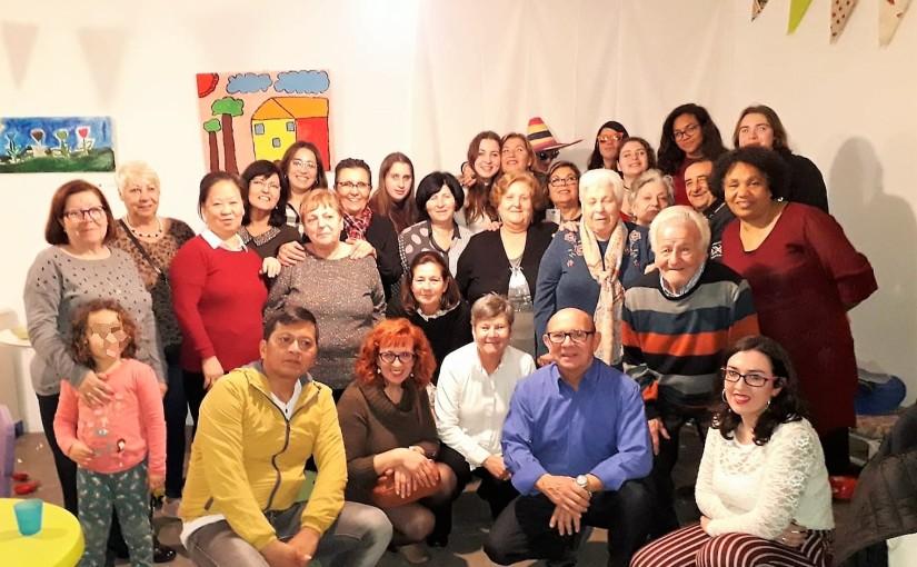 Nuestra familia extensa!!!